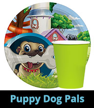 Puppy Dog Pals Party Supplies