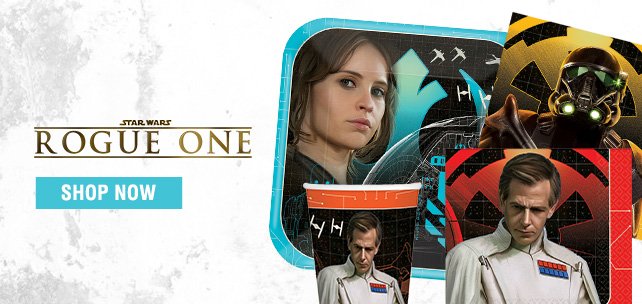 Shop For Rogue One Party Supplies