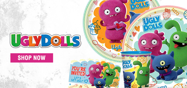 Shop For Ugly Dolls Party Supplies